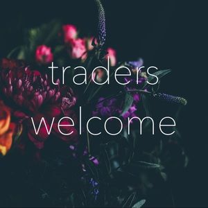 If anyone is interested in trading, I'm open!